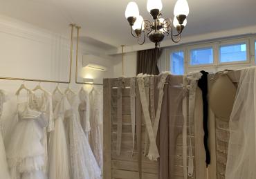 Bridezilla of Bucharest: the Dress