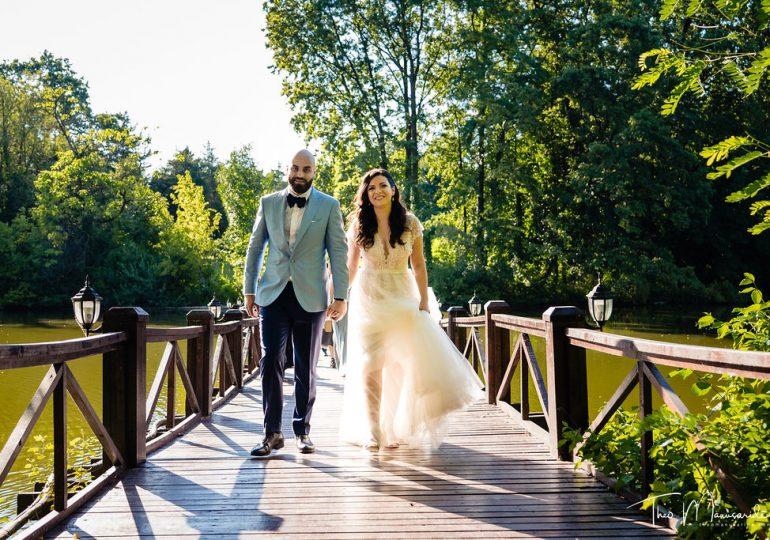 Bridezilla of Bucharest. Location, location, location.