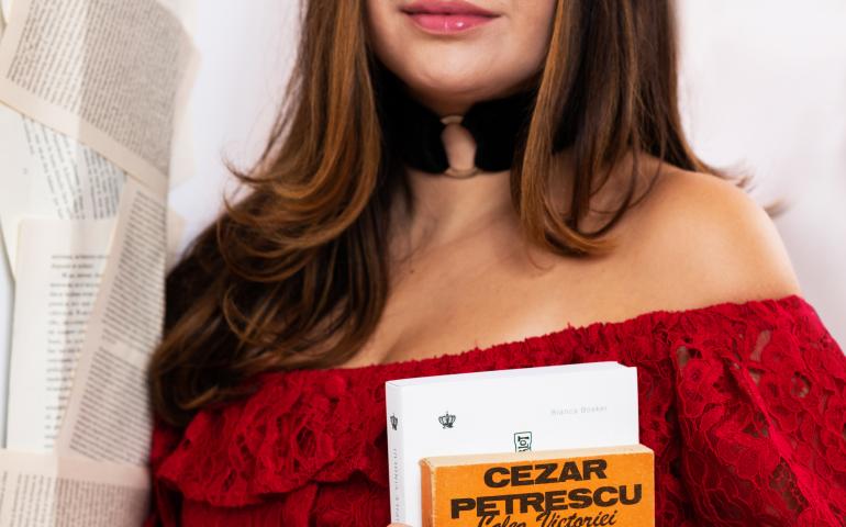 Garbo.ro: Secrete de frumusețe de la prezentatoarea TV Rusanda Davideanu