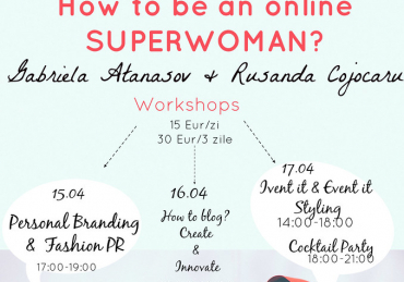 How to be an Online SUPERWOMAN?